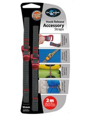 Ремень стяжной Sea to Summit Accessory Strap With Hook Release 20mm - 2m (STS ATDASH202.0)