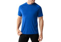 Термофутболка Smartwool men's Merino 150 Baselayer Short Sleeve Bright Blue (378), S