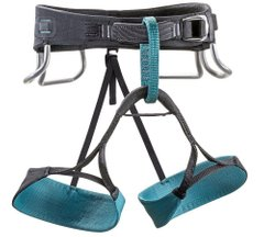Страхувальна система Black Diamond women's Zone Harness Dark Caspian, S