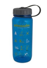 Фляга Pinguin Tritan Slim Bottle 2020 BPA-free 1 L Blue