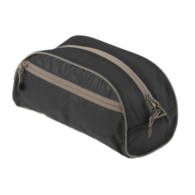 Дорожня косметичка Sea to Summit Travelling Light Toiletry Bag Small Black