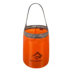 Ємність для води Sea To Summit Ultra-Sil Folding Bucket Orange, 10 л (STS AUSFB10)