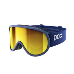 Маска гірськолижна POC Retina Clarity Basketane Blue/Spektris Orange, р. One (PC 405158173ONE1)