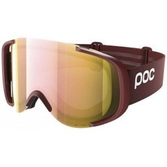 Маска гірськолижна POC Cornea Clarity Lactose Red/Spektris Rose Gold, р. One (PC 403338215ONE1)