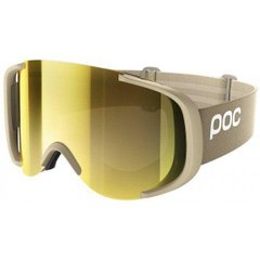 Маска гірськолижна POC Cornea Clarity Rhodium Beige/Spektris Gold (PC 403338216ONE1)