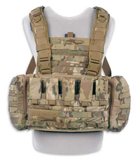Разгрузочный жилет Tasmanian Tiger CHEST RIG MKII M4 multicam