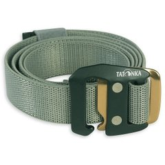 Пояс Tatonka Stretch Belt 25 mm Warm Grey