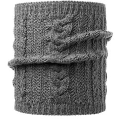 Пов'язка на шию Buff Knitted Neckwarmer Darla Pewter Grey