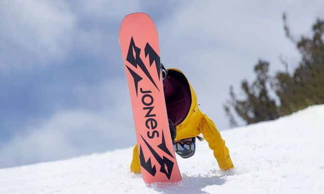 Сноуборд Jones Snowboards wm's Twin Sister 2020 143