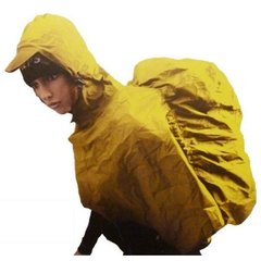 Дождевик Pieps Raincover yellow (PE 441230)