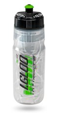Термофляга Raceone Thermal Bottle I. Gloo Green, 550 мл (RCN 01IGLOOV)