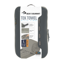 Полотенце Sea to Summit Tek Towel L 60x120 cm Grey (STS ATTTEKLGY)