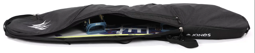 Чохол для сноуборда Jones Explorer Board Bag Black