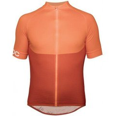 Велоджерси POC Essential XC Zip Tee Zink Zink Orange, L